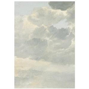 Glatte Fototapete Golden Age Clouds I