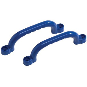 Handgriff / Kunststoffgriff Set blau 2er-Set