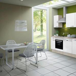 k chenzeilen in beige preisvergleich moebel 24. Black Bedroom Furniture Sets. Home Design Ideas