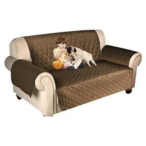 Dexinx Wasserdichte Sofa Protector Schutzhülle Hund Katze Pet Wasserdichte Möbel Schutzhülle Leichter Kaffee 167 * 190cm
