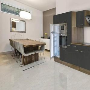 Respekta Küchenzeile mit E-Geräten »York«, Breite 360 cm