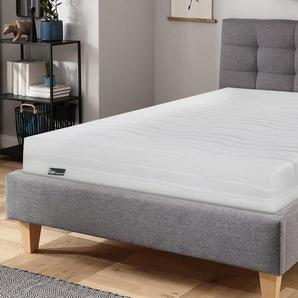 7 Zonen Komfortschaummatratze »Climasan Relax 440 S«, weiß, 0-80 kg, 1x 80x190cm, f.a.n. Frankenstolz