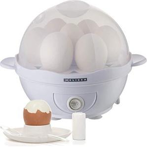 Melissa Eierkocher für 1-7 Eier weiß - Kochen Sie schnell und unkompliziert Ihr perfektes Frühstücks-Ei
