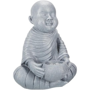 Solar-Buddha 22 x 28 x 21 cm