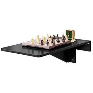 SoBuy® Klapptisch, Wandklapptisch, Tisch, Küchentisch, Kindermöbel aus Holz 70x45cm FWT04-Sch