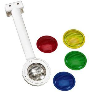 CLEAR POOL Unterwasser-Scheinwerfer »Einhänge-Unterwasser-Halogen-Scheinwerfer 75 Watt«