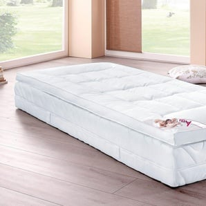 My Home Faser-Topper »Komfort«, 80x200 cm, ca. 7 cm hoch