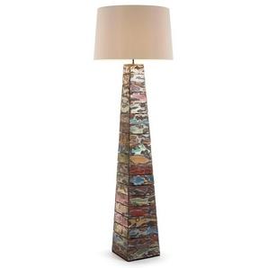 168 cm Stehlampe