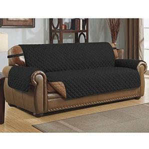 Zantec Sofa überwurf, Wasserdichtes staubdichtes Haustier Sofa Kissen Anti Rutsch Sofa Couch Abdeckungs Haustier Matte für Hunde Katzen
