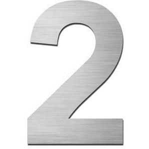 Hausnummer zum Aufkleben 2