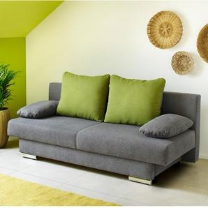 schlafsofas in gr n preise qualit t vergleichen m bel 24. Black Bedroom Furniture Sets. Home Design Ideas