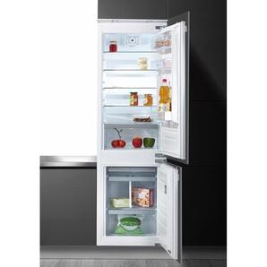 BAUKNECHT Einbaukühlgefrierkombination KGIE 2085 A++, Energieeffizienzklasse: A++
