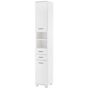 Schildmeyer Lumo Hochschrank 30x33x194cm Weiß