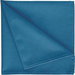 Stoffserviette , blau, 42x42cm, »4388 Uni-Basic«, APELT