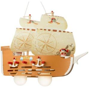 Pendelleuchte Piratenschiff Jack