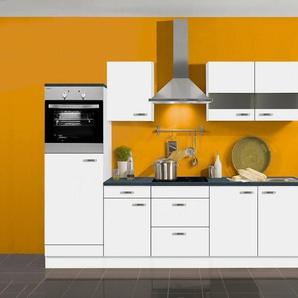 OPTIFIT Küchenzeile Ohne E Geräte »Lagos, Breite 270 Cm«