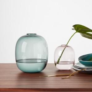 Skylar Vase, Blaugrau