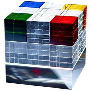 Tecnolumen Cubelight, Chrom