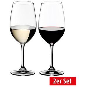 RIEDEL Weinglas 2er Set für je 400 ml VINUM Chianti/Zinfandel/Riesling