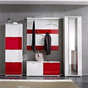 Garderoben-Set , »Colorado«, Hochglanz-Fronten, GERMANIA