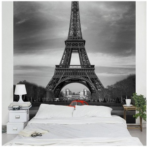 Bilderwelten Vliestapete Quadrat »Spot on Paris«