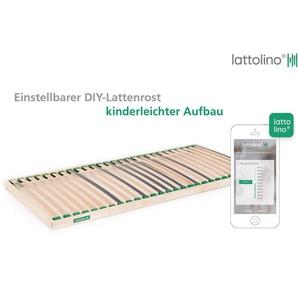 Selecta Lattenrost »Selecta lattolino® Lattenrost«, 1x 140x200 cm, bis 140 kg