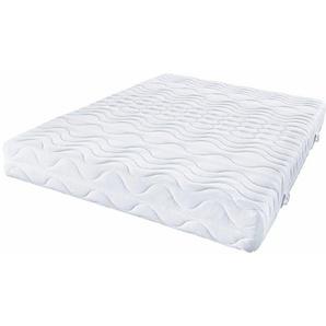 Komfortschaummatratze »Frottee Deluxe«, Beco, 20 cm hoch, Raumgewicht: 28, (1-tlg), Alle Größen & Härten = 1 Vorteilspreis, 1x 180x200 cm