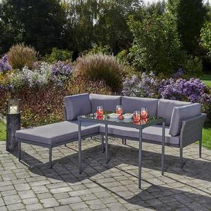 Gartengarnitur Madlen inkl. Tisch