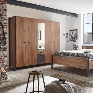 Home affaire Schlafzimmer-Set »Detroit«, (Set, 4-tlg)