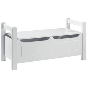 LIVARNO LIVING® Truhenbank, mit klappbarer Sitzfläche, 50 Liter Fassungsvermögen