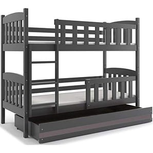etagenbetten hochbetten f r kinder bei moebel24. Black Bedroom Furniture Sets. Home Design Ideas