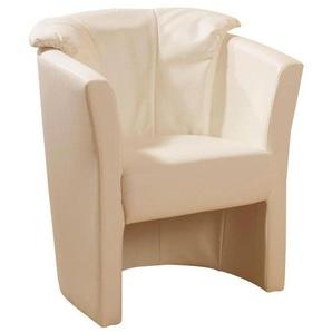 Venda: Sessel, Beige, B/H/T 71 82 66