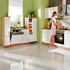 HELD MÖBEL Küchenzeile ohne E-Geräte »Emden, Breite 270 cm«