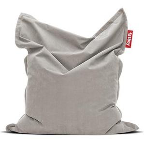 Junior Sitzsack silver grey