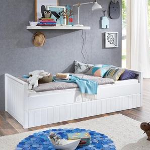 Einzelbett Finley mit Bettkasten, 90 x 200 cm