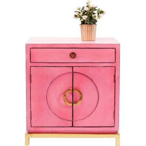 Kommode Disk Pink