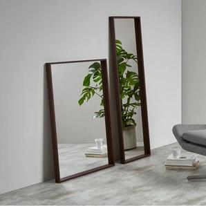 Wilson Wandspiegel (40 x 140 cm), dunkle Eiche