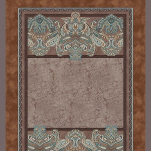 Bassetti Plaid »Volterra«, 135x190 cm, braun