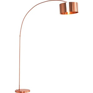 Stehlampe Gooseneck Kupfer