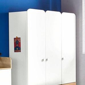 Rauch Kleiderschrank »Filipo«, weiß, Breite 136 cm, 3-türig
