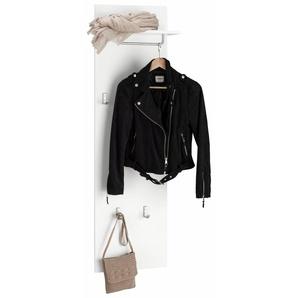 Garderobenpaneel »Mila«, weiß, borchardt Möbel