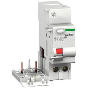 SCHNEIDER ELECTRIC Multi 9 OEM Vigi C60 2-polig 63A 30mA Typ SIfür LS-Schalter C60