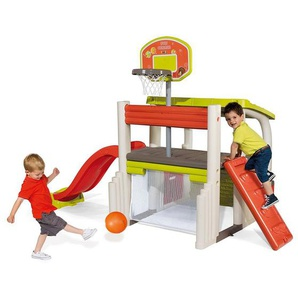 Smoby Kinder Sport Multi-Activity Fun Center Spielset Rutsche Picknicktisch - CHARLES BENTLEY