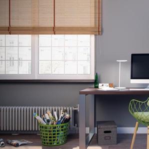 Designer Esstisch Massivholz Nussbaum, Holz - Individueller Designer-Massivholztisch: Einzigartiges Design - 180 x 75 x 90 cm, Modular