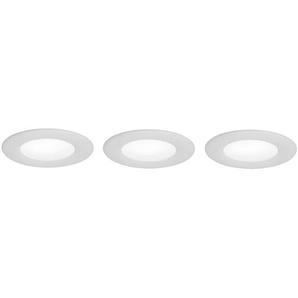 LED-Bodeneinbauleuchte Taniel II