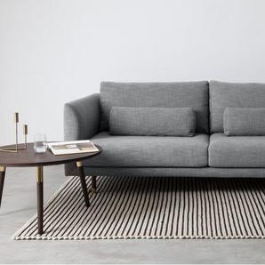 Jules 2-Sitzer Sofa, Alpengrau