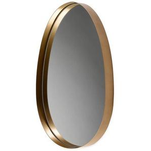 Spiegel, L:48cm x B:33cm, gold