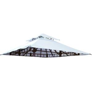 Ersatzdach für Pavillon Semarang von Ploß, PVC-beschichtet