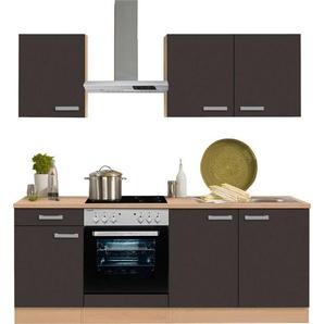OPTIFIT Küchenzeile »Odense«, mit E-Geräten, Breite 210 cm