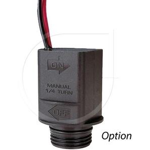 Magnetventil mit 9V Spulen Ve 9V für Verteilereinheit Quick & Dense